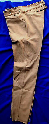 US Army M1885 Brown Canvas Trousers size 40