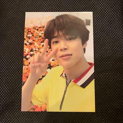 BTS JIMIN Love Yourself World LY Tour Official passport case photocard photo