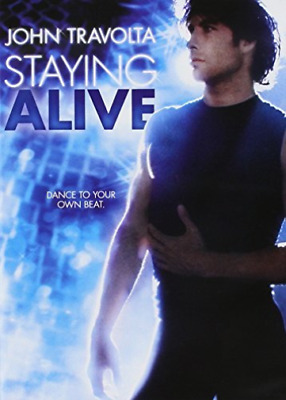 `travolta,john`-Staying Alive Dvd New