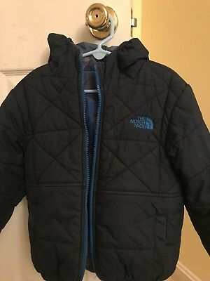 boys north face jacket Size 5/6