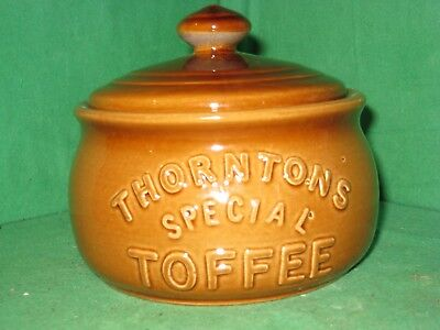 Rare Wade Thorntons Special Toffee Pot