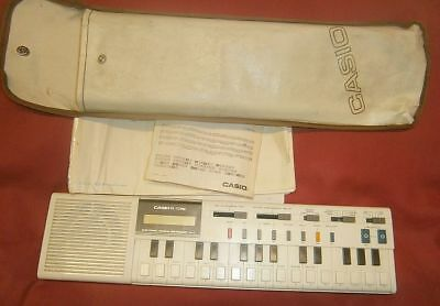 CASIO VL-TONE VL-1 with BAG MANUAL