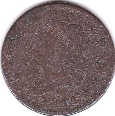 1811 Classic Head Large Cent (S-287)