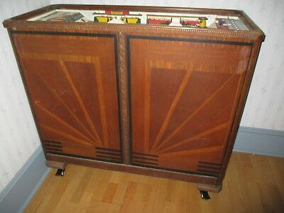 Bally Rays Track  Slot Machine Horse Racing For Parts Or Repair