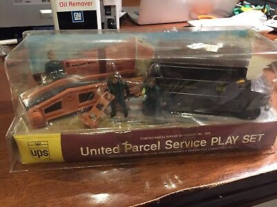 united parcel service collectable