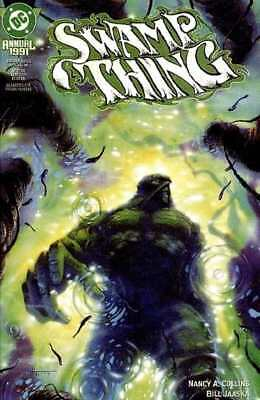 Swamp Thing (1982 series) Annual #6 in Very Fine + condition. DC comics