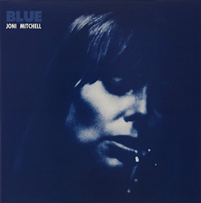 Mitchell,joni-Blue Vinyl Lp New