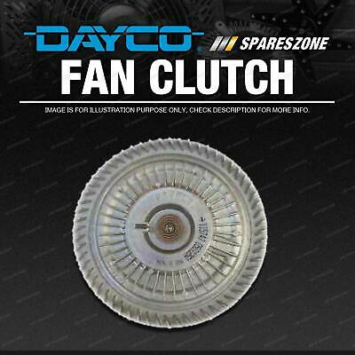 Dayco Fan Clutch Heavy Duty For Chrysler Valiant Regal VE VF VG VH VJ VK CL CM