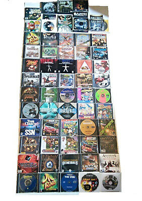 PC Game Lot / Pick What You Want / Computer Games Software / Combined Shipping