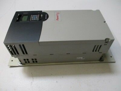ALLEN BRADLEY POWERFLEX 755 20G11ND096AA0NNN SER. A w/ 20-HIM-A6 * USED *