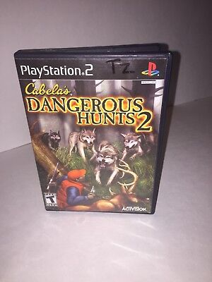 Cabela's Dangerous Hunts 2 - PlayStation 2
