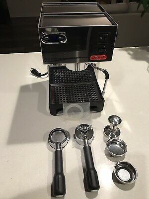 espresso coffee machine, Lelit PL41 TQE, PID, 57mm