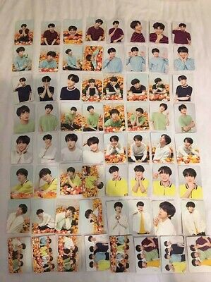 BTS Love Yourself World LY mini photo 64 pcs All complete Set official photocard