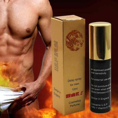 SUPER DRAGON 6000 EXTRA STRONG DELAY SPRAY FOR MEN WITH VITAMIN E New