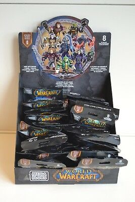 Mega-Bloks WORLD OF WARCRAFT  Serie 1  Blind Bag  24 St.  NEU & OVP