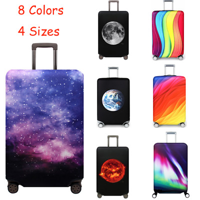 Travel Luggage Cover Protector Elastic Suitcase Dust-Proof Scratch-Resistant Hot