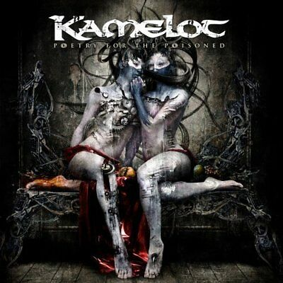 KAMELOT-Poetry For The Poisoned (Regul CD NEW