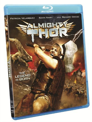 ALMIGHTY THOR-ALMIGHTY THOR Blu-Ray NEW