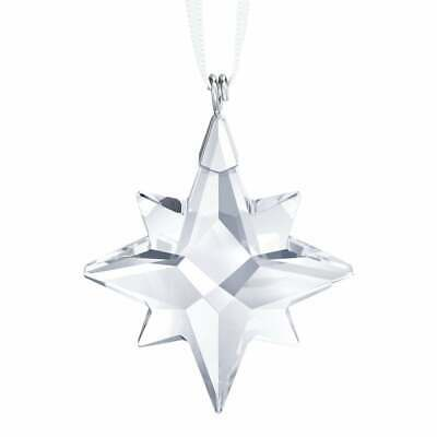 Swarovski Crystal PWP STAR ORNAMENT 5421884 New 2018 Authentic