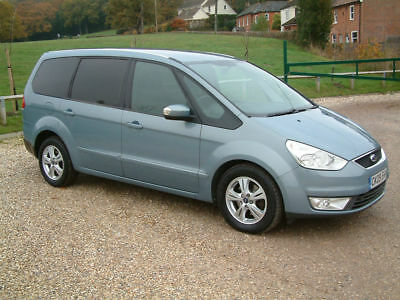 2009/09 FORD GALAXY 1.8TDCi ZETEC 7 SEATER FULL SERVICE HISTORY NICE CAR