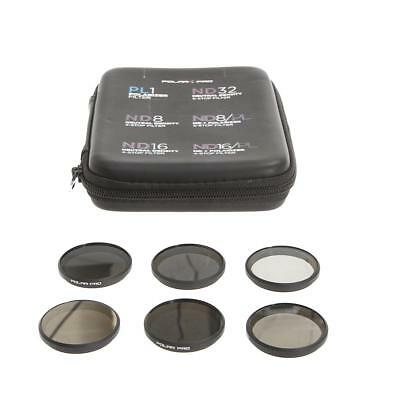 Polar Pro 6-Pack Filter for DJI Inspire 1 Quadcopter - SKU#1062088