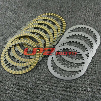 Clutch Friction and Steel Plates Discs Kit for Yamaha TMAX 500 XP500 2001-2011