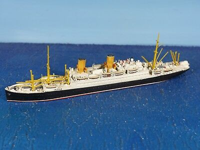 "Mercator 1:1250 D. Passagierschiff "" BERLIN "" M 552"