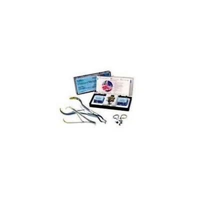 Danville Materials 89439 Contact Matrix Sectional System Clinical Kit Plus