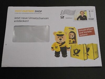 Ganzsache Plusbrief Individuell 145 Cent Post-Partner-Shop Brief A5 NEU!