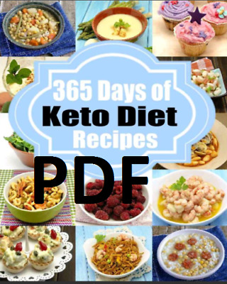 (PDF) Ketogenic Diet: 365 Days of Keto, Low-Carb Recipes for Rapid Weight EB00K.