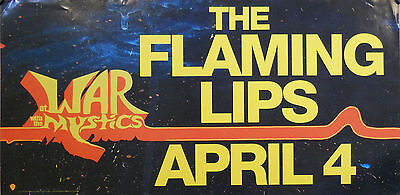 Flaming Lips, At War With The Mystics Poster (K6)