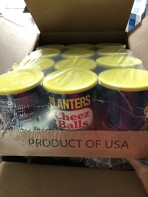 Planters Cheez Balls - 2018 Release, 2.75 Ounce (Lot of 12) pack