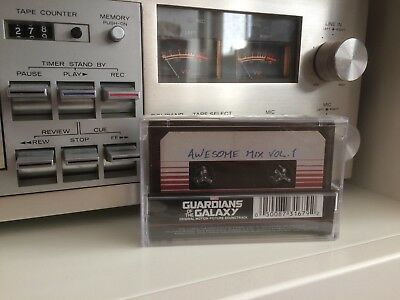 Guardians of the Galaxy: Awesome Mix vol.1 [ Kassette, Cassette, MC]   *NEU*