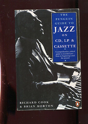 Cook / Morton : The Penguin Guide to Jazz on CD, LP & Cassette