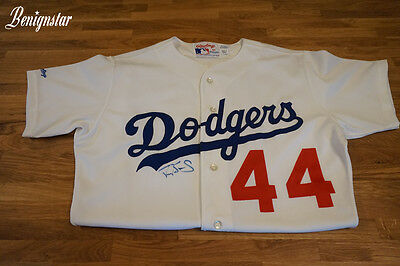 Darryl Strawberry Pro Baseball Game Issued Jersey 1991 Set 1 Los Angeles Dodgers