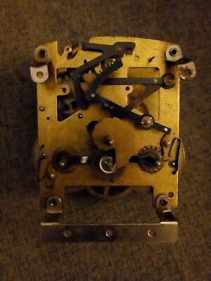 Vintage Smith Enfield Chime Clock Movement. 8 Day