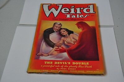 Weird Tales May 1936