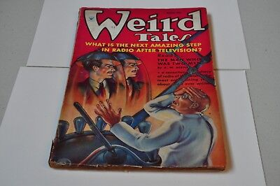 Weird Tales April 1935- Brundage cover