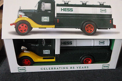 2018 Hess Toy Truck Collectors Edition 85 Year Anniversary Edition Nib