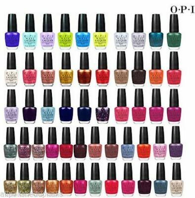 Opi Nail Lacquer Nail Polish Varnish Some Very Rare Shades Please Select Shade