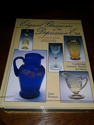 Elegant Glassware of the Depression Era : Identification and Value Guide by Gen…