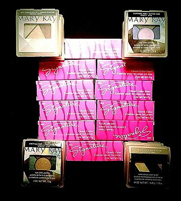 Mary Kay Mineral & Signature~ Eye Color/Shadow {Many To Choose From} SB