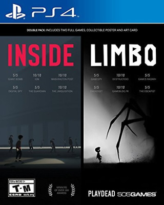 Inside/limbo Double Pack Game New