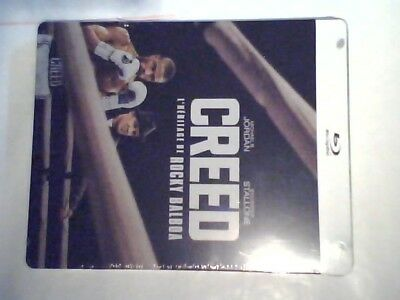 """Creed - Édition Limitée SteelBook - Blu-ray [Édition SteelBook] [Blu-ray]"""