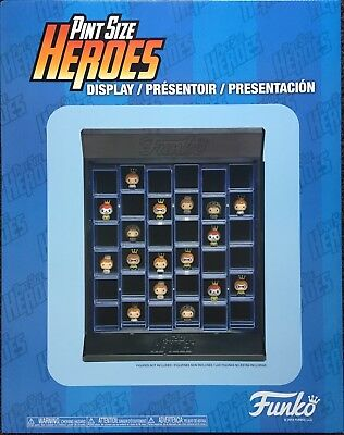 Funko PSH Pint Size Heroes 36-Piece Clear Display Case In-Hand!