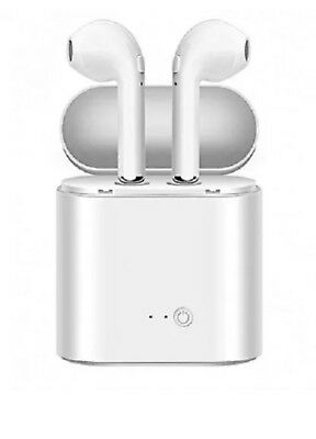 Wireless Bluetooth Earbuds In Ear Headphone Apple iPhone headset airpods style