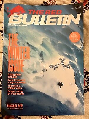 The Red Bulletin UK Winter Edition 2018