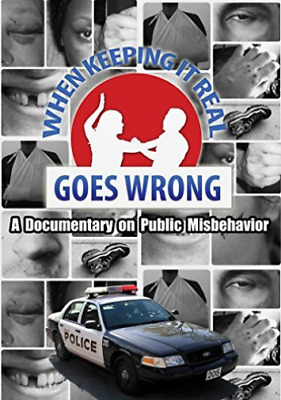 Various-When Keeping It Real Goes Wrong DVD NEW
