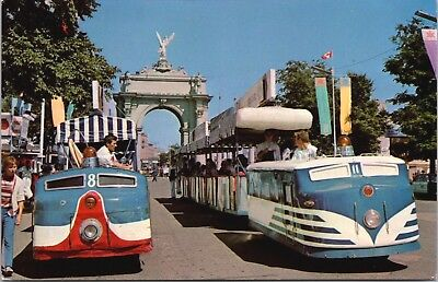 CNE Canadian National Exhibition Toronto Ontario ON Ont Vintage Postcard D40