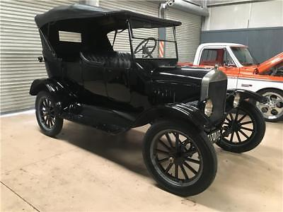 1925 Model T -- 1925 FORD MODEL T TOURING, MINT CONDITION, EXTENSIVE DOCUMENTATIONS SINCE NEW